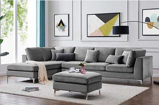 Мягкая брендовая мебель ArHome для HoReCa. Европейское качество