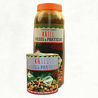 Смесь зерновых с ароматом криля Dynamite Baits Frenzied Krill Pulses & Particles 2.5 кг