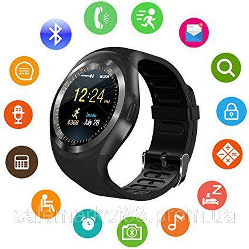 Умные часы Smart Watch Y1 NEW!!!