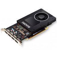 Відеокарта QUADRO P2200 5120MB PNY (VCQP2200-PB)