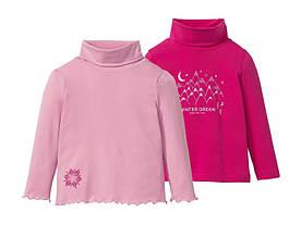 Набор гольфов для девочки розовый Winter Dream Lupilu (Германия) р.86/92см