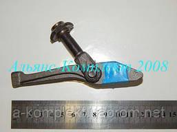 Рычаг отжимной корзины сцепления ГАЗ-53, ЗМЗ-53 (в сборе)