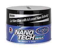 Защитный воск Bullsone Nano Tech Wax / для чёрных авто/ 300 гр