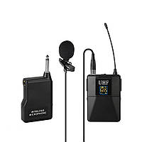 Петличний бездротовий мікрофон Alitek Lav.Go для телефону / планшета / камер + 2 перехідника