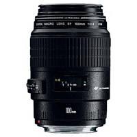 Обєктив EF 100mm f/2.8 macro USM Canon (4657A011)