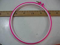 Пяльцы круглые для вышивки 24 см, фото 1