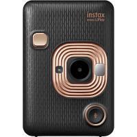 Камера миттєвого друку Fujifilm INSTAX Mini LiPlay Elegant Black (16631801)