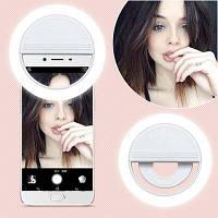 Селфи кольцо 36 LED круг подсветка для телефона, фото, видео, вспышка