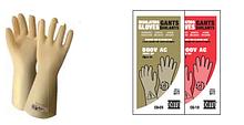 Рукавички (перчатки) діелектричні CATU CG-10 (клас 0, до 1кВ) , категорія AZC