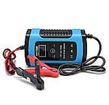 Автоматическое SMART зарядное устройство авто аккумулятора 12в 4Аh-100Ah, фото 7