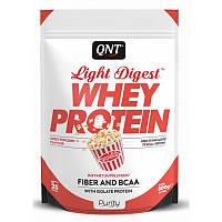 Сывороточный протеин QNT Light Digest Whey protein 0,5 кг - попкорн (popcorn)