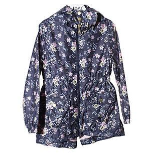 Куртка - ветровка для девочки, размеры 8, 10  лет