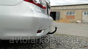 Фаркоп для автомобіля: TOYOTA COROLLA X USA (седан 2008-2013) Автопрыстрий