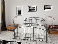 Кровать металлическая кованная Тоскана / Toskana двуспальная