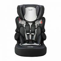 Автокресло Детское Безопасное NANIA SP SKYLINE 9-36 кг. Пятиточечный ремень Импорт Дизайн Франция Защита
