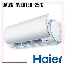 Кондиционер Haier Dawn AS35S2SD1FA /1U35S2PJ1FA Inverter -25°С инверторный класс А+++ до 35 м2