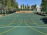 Teking Sport Color для спортивной площадки