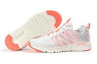 Кроссовки женские Baas Ploa белые, Баас Плоа, дышащий материал, прошиты. Код DO-10423