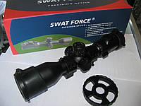 Оптический прицел компакт SWAT Force 3-12X44