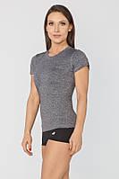 Женская спортивная футболка Radical Capri SG S Серая (r0839)