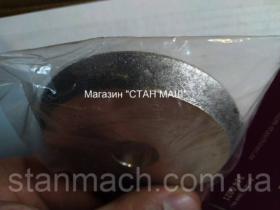 Optimum OPTIgrind GQ-D13 CBN 78.5х10х18 | Шлифовальный круг к станку для заточки сверл, фото 2