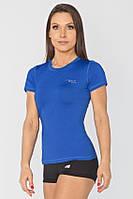 Женская спортивная футболка Radical Capri L Синяя (r0832)