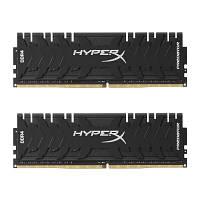 Модуль памяті для компютера DDR4 16GB (2x8GB) 3000 MHz HyperX Predator Kingston (HX430C15PB3K2/16)