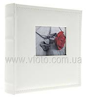 Фотоальбом 10x15/200 WHITEW KD46200