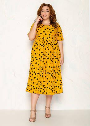 Женское летнее платье 5095-20, фото 2