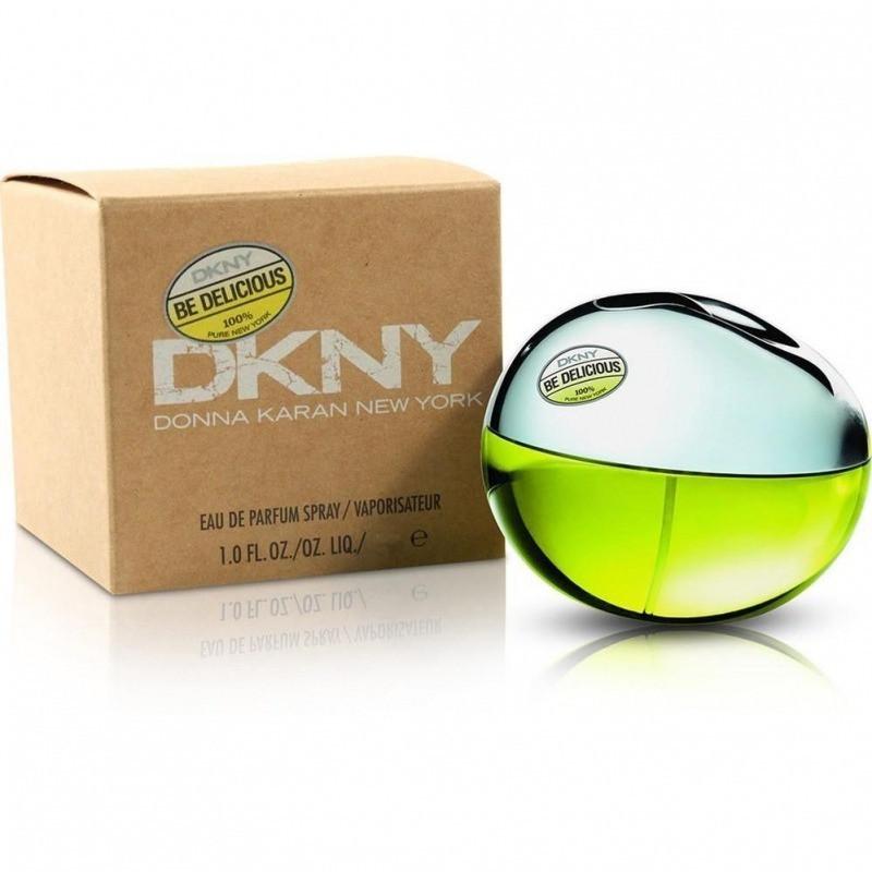 Donna Karan New York Be Delicious Парфюмированная вода 100 ml DKNY EDP (Донна Каран Нью Йорк) Женский Парфюм