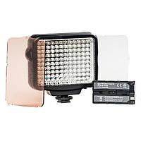 Спалах PowerPlant Накамерный свет LED 5009 (LED-VL008) (LED5009)