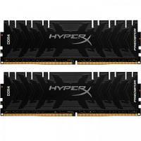 Модуль памяті для компютера DDR4 16GB (2x8GB) 3333 MHz HyperX Predator Lifetime Kingston (HX433C16PB3K2/16)