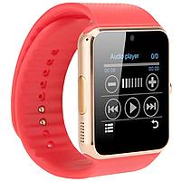 Стильные Умные смарт часы Smart Watch GT08 (КРАСНЫЕ)
