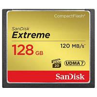 Карта памяті SANDISK 128GB Compact Flash Extreme (SDCFXSB-128G-G46)