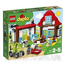 Конструктор LEGO Duplo 10869 Пригоди на фермі