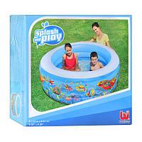 """Надувной бассейн """"Подводный мир"""" для взрослых и детей"""