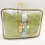 """Плед «Бамбук"""" однотонний, різних кольорів, розмір 220/240 см, 350/390 грн (ціна за 1 шт +40 грн), фото 2"""