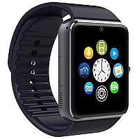 Стильные Умные смарт часы Smart Watch GT08 (ЧЕРНЫЕ)
