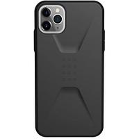 Чохол до моб. телефона UAG iPhone 11 Pro Max Civilian, Black (11172D114040)