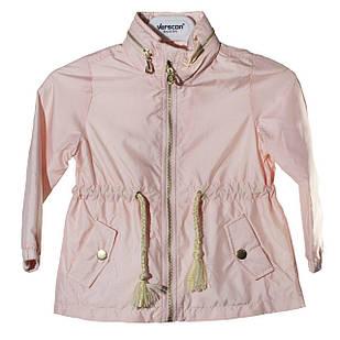Куртка - вітровка для дівчинки, розміри 5, 6 років