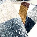 """Плед «Колосок велюр"""" різних кольорів, розмір 220х240 см, 320/360 грн (ціна за 1 шт +40 грн), фото 2"""