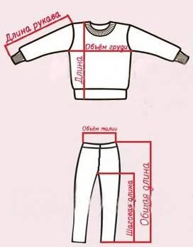 Детский спортивный костюм для девочки с принтом розовый BR-S 128 см 64 р. (1193119426), фото 2