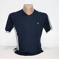 Мужская синяя футболка Турция т.м. Piyera P19