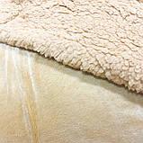 Плед євро, двошаровий однотонний, різних кольорів, розмір 220х240 см, 500/550 грн (ціна за 1 шт +50грн), фото 5