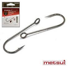 Крючки metsui RING ROUND BARBED №5/0 в уп. 6 шт.