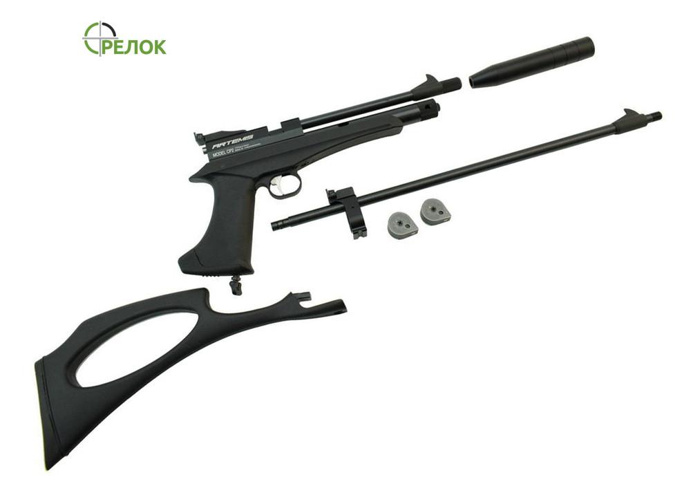 Пневматическая винтовка-пистолет Artemis CP2