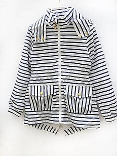 Куртка - ветровка для девочки, размер 8 лет