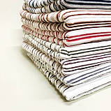 """Плед «Смугастий"""" велюр, різних кольорів, розмір 220х240 см, 330/370грн (ціна за 1 шт +40 грн), фото 2"""