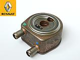 Масляный охладитель на Renault Trafic / Opel Vivaro 1.9dCi (2001-2006) Renault (оригинал) 7700114040, фото 2