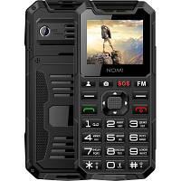Мобільний телефон Nomi i2000 X-Treme Black